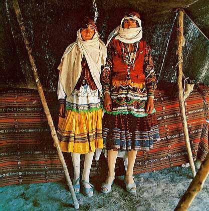 khorasan-kurdish-tribe